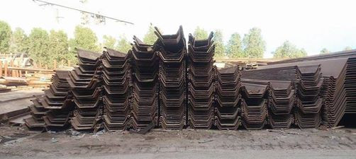 supply of cr13 used sheet piles