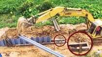 Méthode De Conduite De Palplanches En Vinyle (Palplanches En PVC)