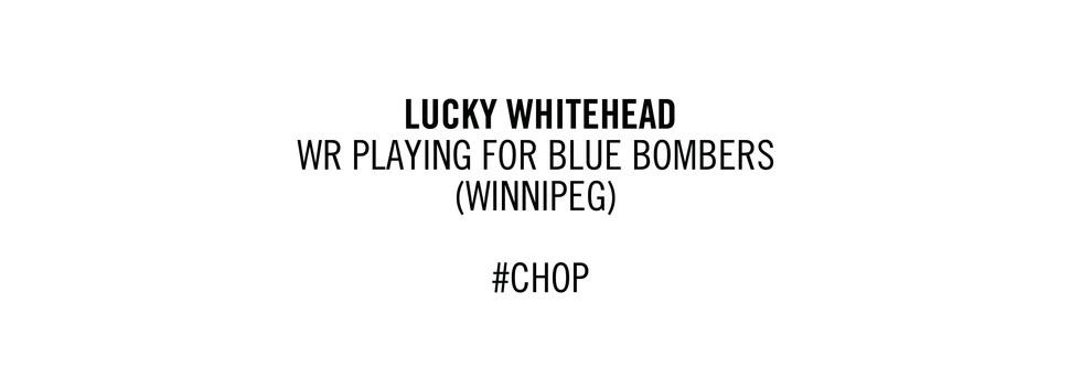 Lucky Whitehead