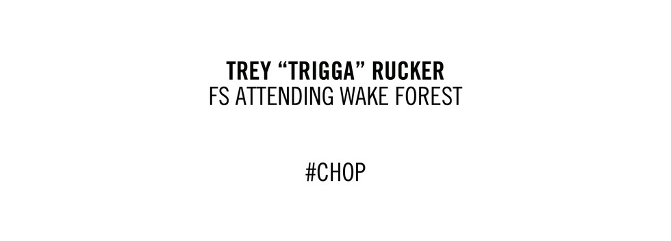 Trey Rucker