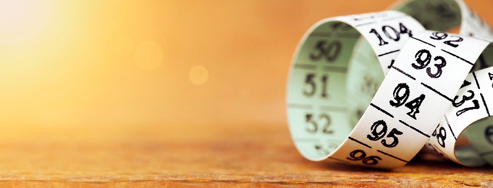 Weight loss, diet concept - web banner of a measuring tape with blank, copy space.jpg