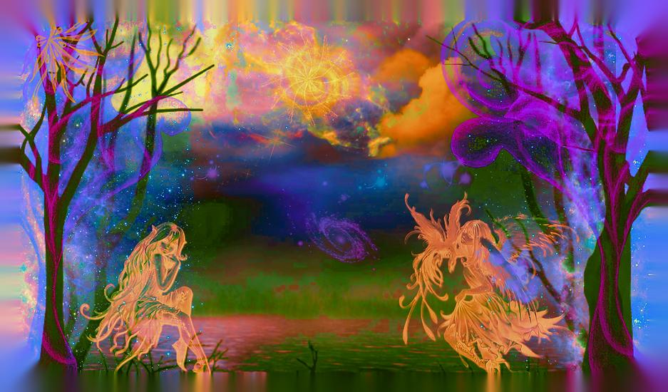Πίνακας Συνειδητού Ονειρέματος #2