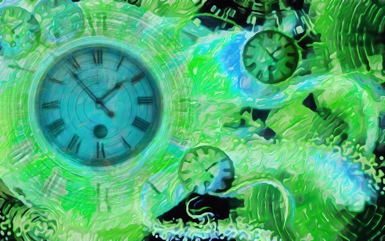 Πίνακας Time Bending #29