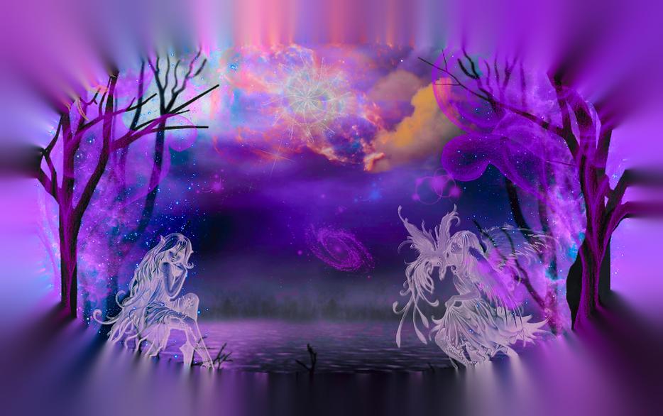 Πίνακας Συνειδητού Ονειρέματος #1