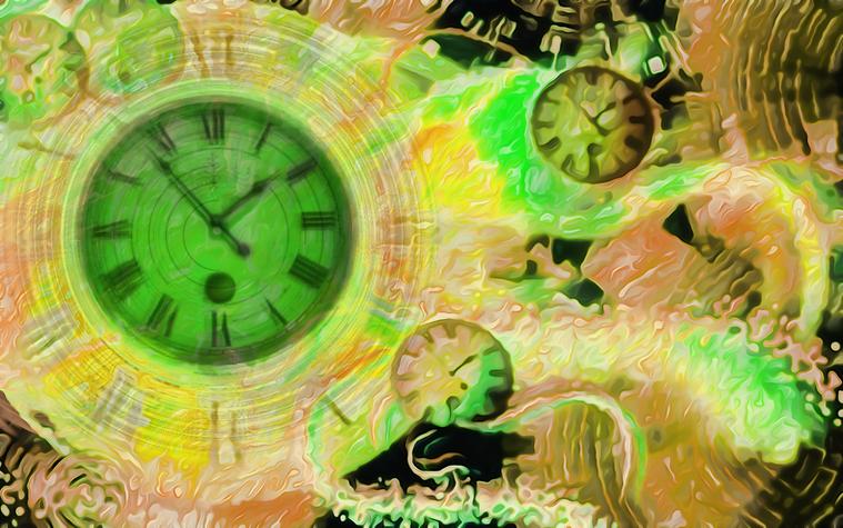 Πίνακας Time Bending #26