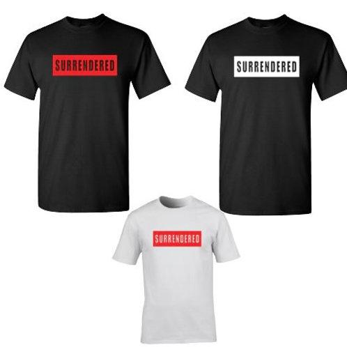 Surrendered Crew Neck T-Shirt
