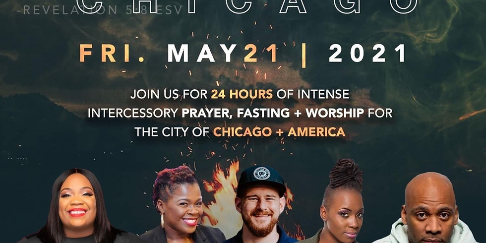 Cry Out Chicago - A 24 Hour Prayer Event