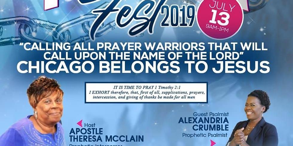 Prayer Fest 2019 Chicago
