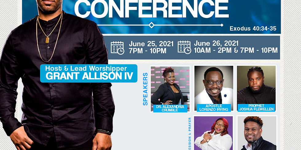 The ReBirth Conference hosted by Grant Allison IV
