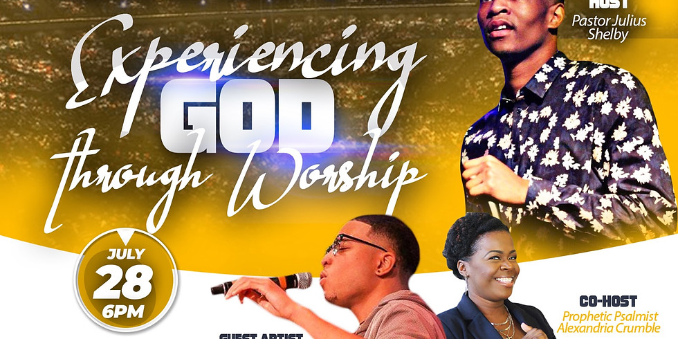 Heart of God Worship Experience
