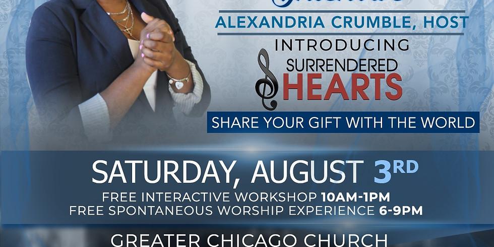 Surrendered Hearts Healing Workshop