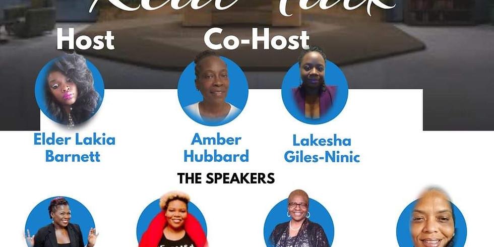 Tears to Purpose Talk Show w/ Elder Lakia Barnett