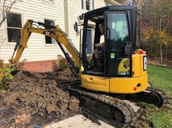 excavator photo 2