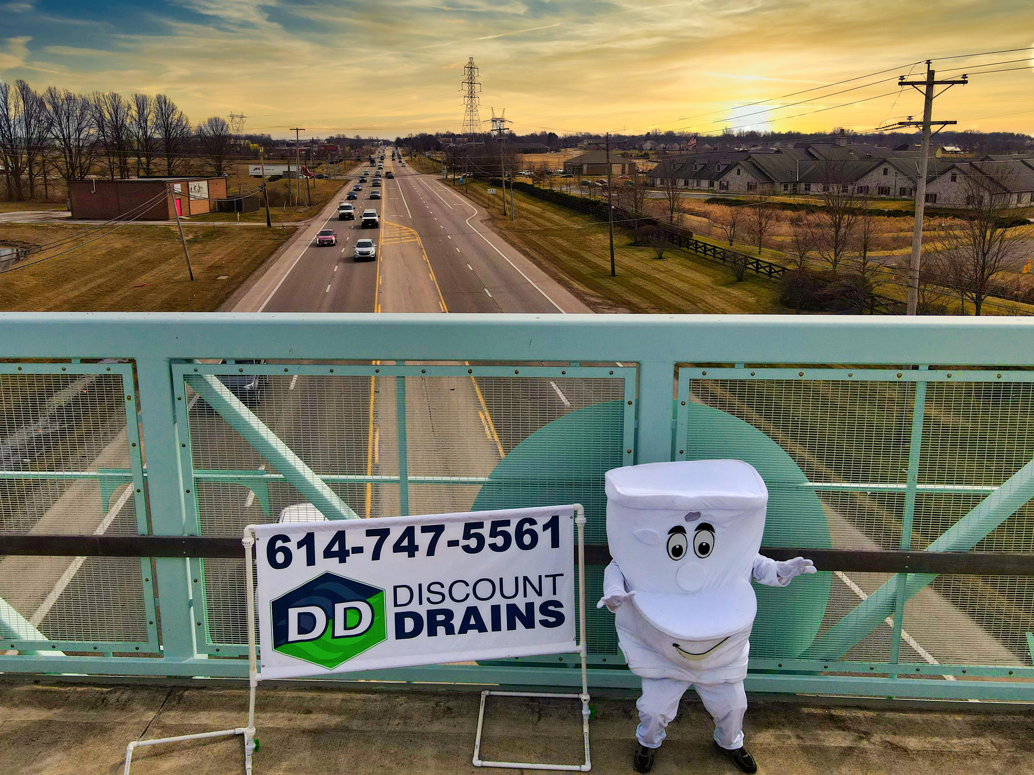 Toilet Bridge