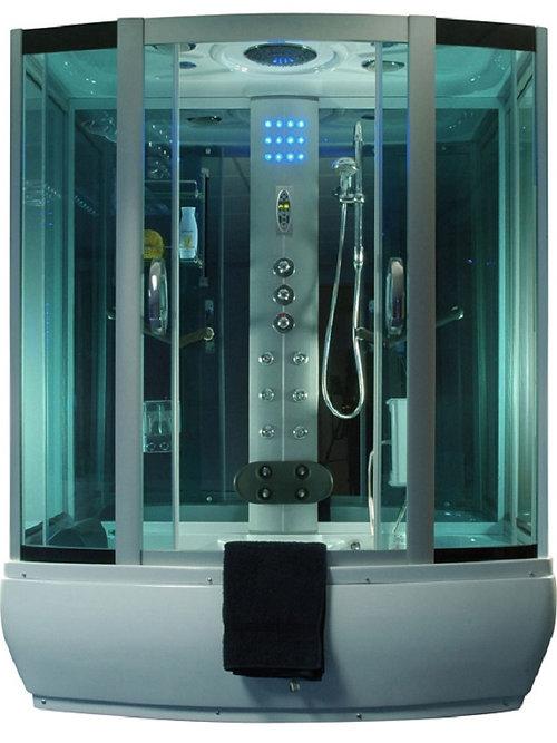 AquaPat Luxury Steam Shower Spa Whirlpool 9007WS