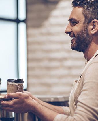 Kahve ile Barista