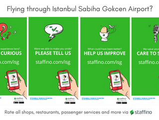 Were you happy with your experience at Sabiha Gokcen Airport? We are listening.