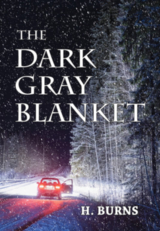 The Dark Gray Blanket - A Mystery Novel by H Burns