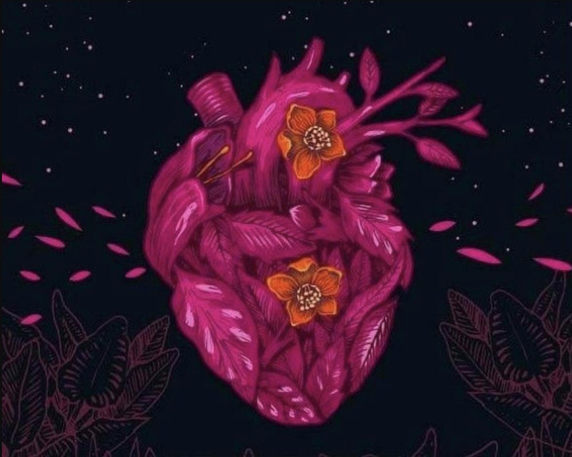 El corazón y su lugar equivocado