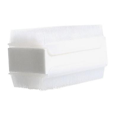 Dust brush White block