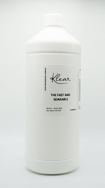 Klear The Fast and soakable 1000ml