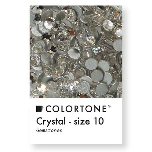 Crystal - Size 10 - Colortone Gemstones