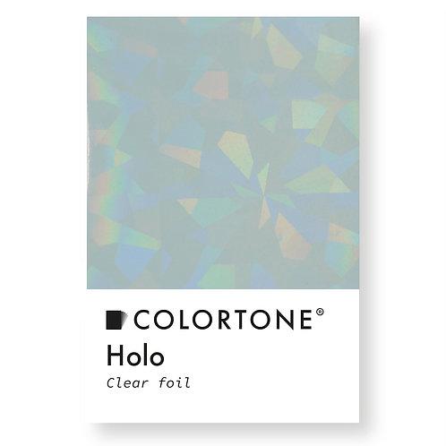 Holo Clear foil