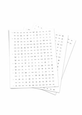 The GelBottle SwatchPro Stickers