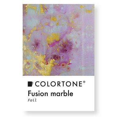 Fusion marble foil