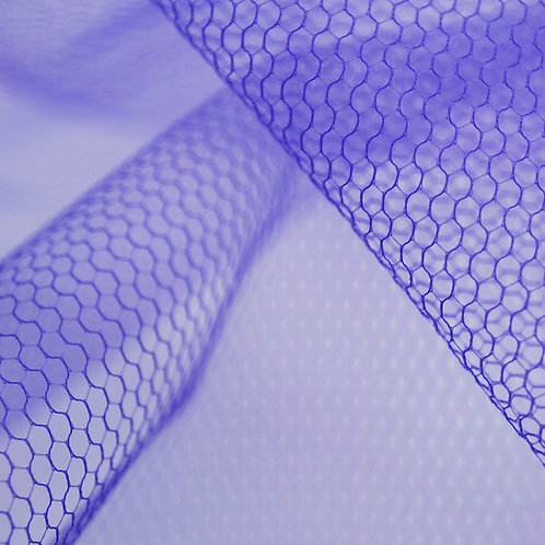 Nail art netting - Violet