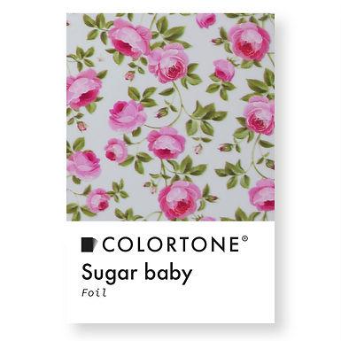 Clear Sugar baby foil