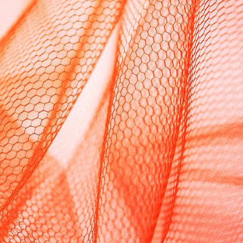 Nail art netting - FIRE