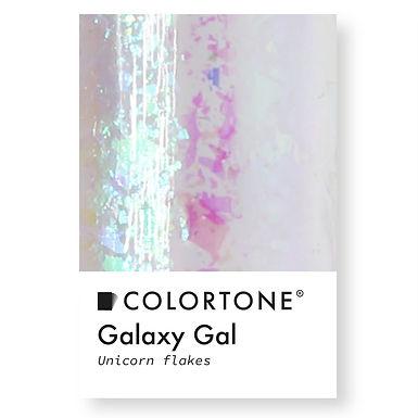 Galaxy gal Unicorn flakes