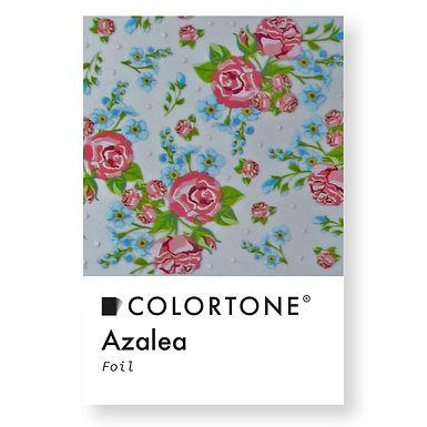 Clear Azalea foil