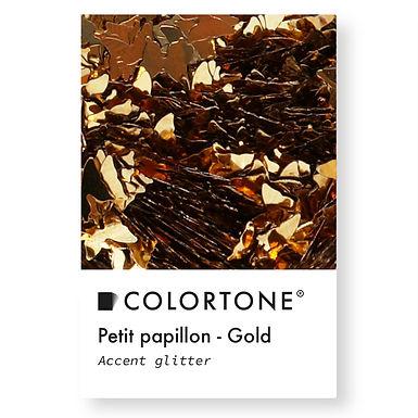 Petit papillon - Gold