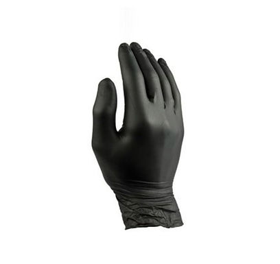 Handschoenen maat S zwart 100 stuks