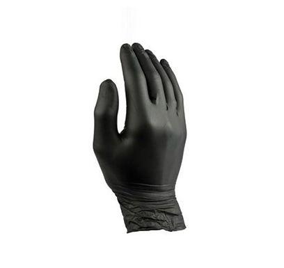 Handschoenen maat XL zwart 100 stuks