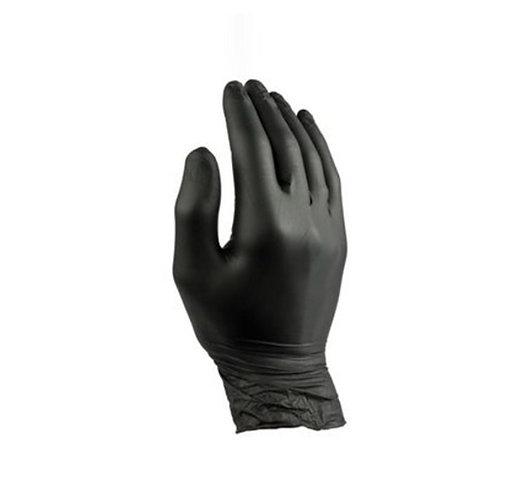Handschoenen maat M zwart 100 stuks