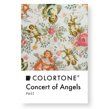 The concert of Angels foil