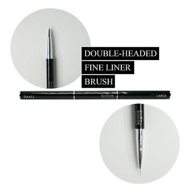 Double- headed Fine liner brush