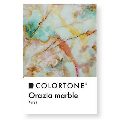 Orazia marble foil