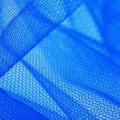 Nail art netting - COBALT BLUE