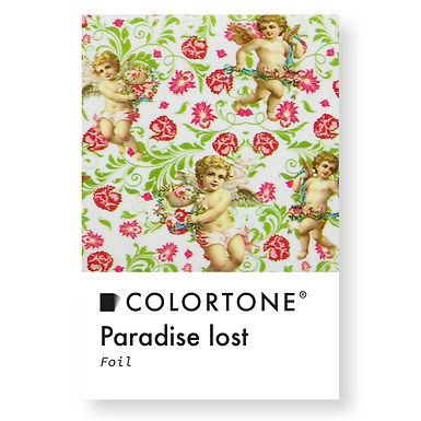 Paradise lost foil