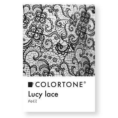 Lucy lace foil