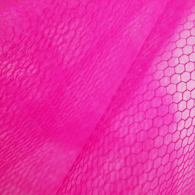 Nail art netting - HOT PINK