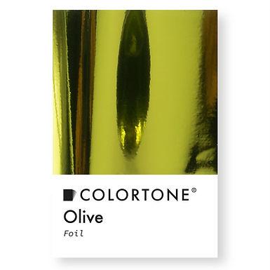 Olive  foil