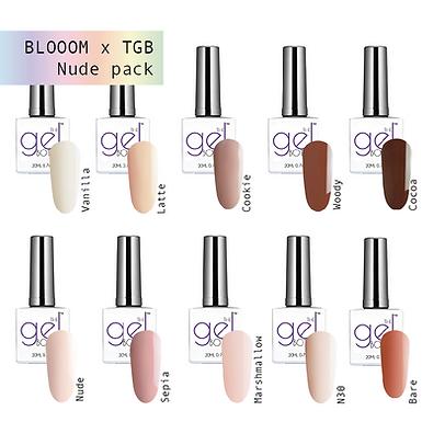 BLOOOM x TGB Perfect nudes pack