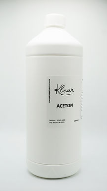 Klear Aceton 1000ml