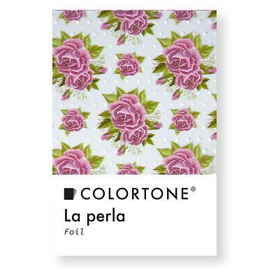 Clear La Perla foil
