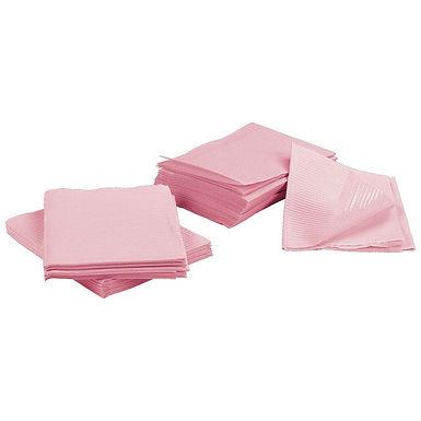 Table Towels Roze 250 Stuks